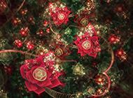 超梦幻花朵高清唯美桌面壁纸