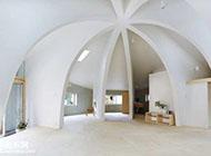 完美向心式结构住宅设计