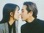 浪漫唯美甜蜜情侣接吻图片大全