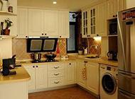 小户型欧式厨房现代装修效果图