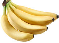 黄澄澄的香蕉图片