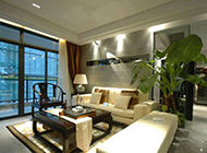 新中式客厅装修图经典大气