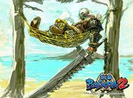 日本网络游戏战国BASARA2截图赏析