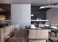 高端大气的别墅室内装修设计效果图