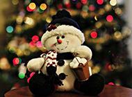 圣诞节可爱雪人萌图精选