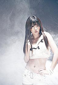韩国第一美模黄美姬户外清纯照