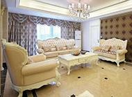 客厅简欧风格装修效果图低调奢华