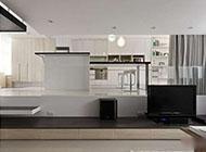 时尚小公寓设计精致小巧高收纳能力装修效果图