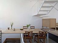 复式小户型公寓简约装修效果图