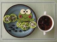 可爱的食物萌图早餐精选素材