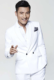中国最时尚大叔耿乐演绎型男魅力