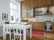 小厨房现代简约装修效果图欣赏