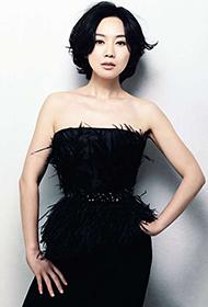 闫妮诠释成熟风韵女人气质写真
