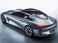 英菲尼迪Q80新旗舰汽车全方位展示