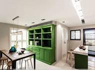 清新简约两居室装修风格展示