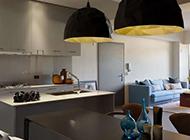 舒适的一居室简约风格装修效果图