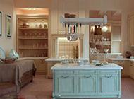 东南亚风格厨房装修图简洁美观