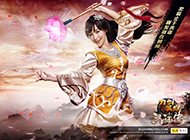 刀剑英雄游戏人物壁纸图片