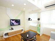 时尚舒适的跃层单身公寓图片