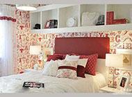 温馨创意卧室收纳储藏空间装修效果图