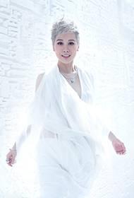 海清白发造型尽显惊艳女王范