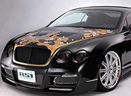 贵气宾利Bentley品质概念车展示