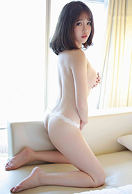 魅妍社童颜美女徐cake纯白私房照
