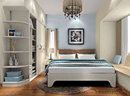 最热门流行的卧室衣柜效果图大全