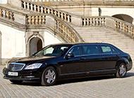 奔驰 奔驰S级 2011款 S600 Pullman Guard 车身外观