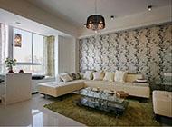 舒适温馨的中式客厅装修效果图