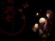 日本恐怖动漫地狱少女高清壁纸