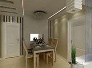 复式住宅时尚流行飘窗设计图片