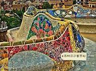 世界童话王国唯美城市风景图片