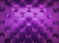 紫色淡雅皮革背景图片
