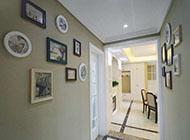 超养眼美观的相片墙设计图片