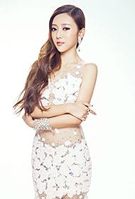 王馨瑶透视白裙大展曼妙身姿