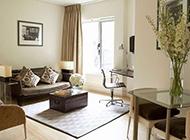 小户型客厅温馨混搭装修效果图