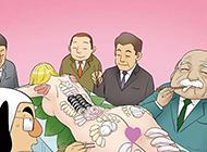 日本重口味邪恶漫画之筷子练习