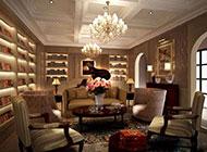 别墅美式装修图片情调优雅
