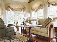 小户型客厅飘窗设计清新美观