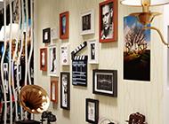 简约风格装修照片墙设计效果图展示
