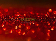 高清唯美红色珍珠背景图片