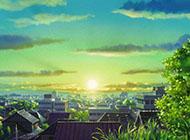 好看的动漫风景唯美图片