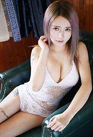 秀人网极品尤物李雪婷私房性感写真集