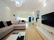 现代简约小户型套房装修效果图大全