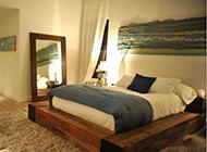 卧室榻榻米设计图温暖舒适
