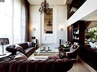 欧式二居室时尚装修效果图奢华大气