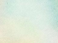 淡青色晕染纸张ppt背景图片大全