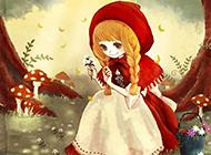 动漫十二星座唯美女生图片
