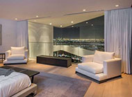 唯美的豪华山顶别墅室内家居设计图欣赏
